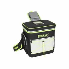 Genuine Esky 30 Can Hybrid Tech. Ice Box Cooler Hard Inner Insulated Zip Lining