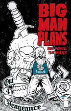 BIG MAN PLANS #2 1:30 variant ERIC POWELL DAVE JOHNSON iMAGE COMIC 2015 goon