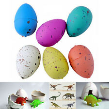 6 Magic Hatching Dinosaur Add Water Growing Dino Eggs Boys&Girls Inflatable Toys