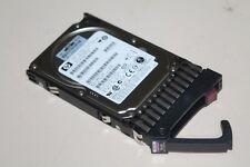 """HP .. DISQUE DUR 146Go 10K SAS 2.5"""" + Caddy  .Ref: 438628-002 pour HP PROLIANT"""