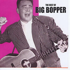 BIG BOPPER Pure Gold - Best Of Big Bopper CD NEW rockabilly 1950s rock 'n' roll