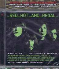 KINGS OF LEON / JASON LYTLE +  Red hot & regal Mojo compilation CD 2009