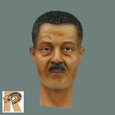 DID60048 - Japanese Head (w/ Mustache) #1 - 1/6 Scale - DID Action Figures