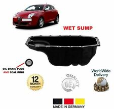 FOR ALFA ROMEO MITO 955 HATCHBACK 1.3 JTDM 2008-- ON ENGINE OIL WET SUMP