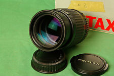 Pentax-A SMC 135mm F2.8  KA Mount full frame lens. Excellent + Condition