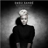EMELI SANDE OUR VERSION OF EVENTS SPECIAL EDITION 19 TRACK CD BRAND NEW & SEALED
