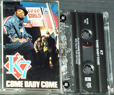 K7 ‎ Come Baby Come CASSETTE SINGLE UK ISSUE Big Life Tommy Boy Rap Hiphop
