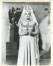 PATRICIA MEDINA THE BLACK NIGHT 1954  VINTAGE PHOTO ORIGINAL #4