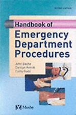Handbook of Emergency Department Procedures-ExLibrary