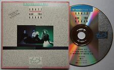 Shell And The Ocean Desire Rare 1989 Adv CardPS CD Synthpop