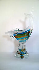 Large Murano Art Glass Fish