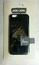 Jade+Jewel Cell Phone Case iPhone 6 NIP Bumblebee Black w/ Gold design Free Ship