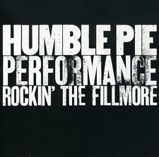 Humble Pie - Performance: Rockin The Fillmore [CD New]