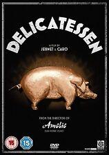 Delicatessen   **Brand New DVD**  Jeunet & Caro