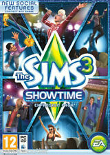 The Sims 3 Showtime Expansion PC and MAC Brand New Factory Sealed