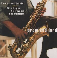 Promised Land - Harold Land (2001, CD NEUF)