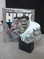 Bowen Designs ~ Incredible Hulk Grey Variant Mini-Bust ~ 370/2000 ~ 2007 Marvel