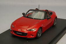 1/43 Mark43 Mazda Roadster RS (ND5RC) Sole Red Premium Metallic PM4346RR