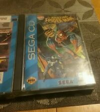 The Amazing Spider-Man vs. The Kingpin (Sega CD, 1993) Complete