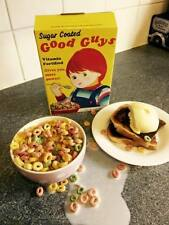 Good Guy Cereal Box Replica - Chucky Horror Prop - Childsplay - Halloween