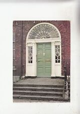 BF29641 dublin ireland gergiam doorway in maerrion square   front/back image