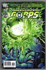 GREEN LANTERN CORPS #58 TYLER KIRKMAN VARIANT COVER