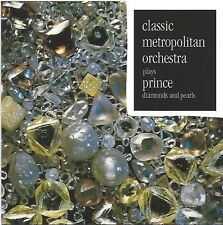 CLASSIC METROPOLITAN ORCHESTRA / PLAYS PRINCE - DIAMONDS AND PEARLS * NEW CD *