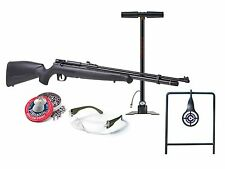 Benjamin Maximus Entry Level Air Rifle Kit Black - 0.22 cal - Entry Level PCP Al