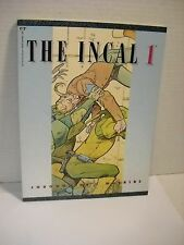 Moebius Jodorowsky The Incal v. 1 Marvel Epic Comics English version rare
