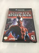 Ultimate Spider Man Nintendo Game Cube 2005