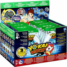 Yo-Kai Watch Series 3 Sealed Case 24 Packs 72 Total Medals US Version Medallium