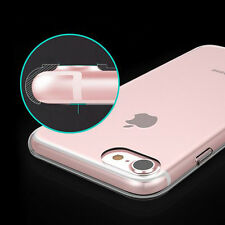 Ultra Thin Transparent Soft TPU Silicone Back Case Cover Skin For Apple iPhone 7