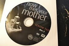 How I Met Your Mother Third Season 3 Disc 3 Replacement DVD Disc Only