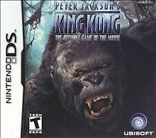 Peter Jackson's King Kong: The Official Game of the Movie (Nintendo DS, 2005)