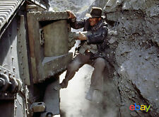 PHOTO INDIANA JONES ET LA DERNIERE CROISADE - HARRISON FORD - 11X15 CM  # 13