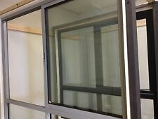 SLIDING WINDOW | Aluminium - Double Glazed - 1200h x 1810w