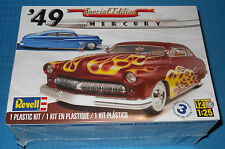 Revell 49 Mercury Special Edition Chopped Top 1/25 Model Car Kit-Sale-Ships FREE