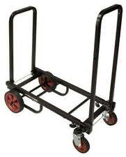 NEW Multi Use Musical Rolling Stand.Haul Concert Gear.Dolly Design.DJ Cart.Heavy
