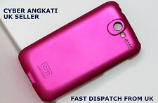 CASE-MATE BARELY THERE MATT PINK CASE FOR HTC DESIRE - CM011467