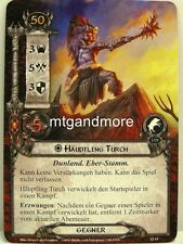 Lord of the Rings LCG  - 1x Häuptling Turch  #014 - Die Dunland-Falle