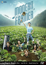 Modern Farmer Korean Drama (5DVDs) Excellent English & Quality - Box Set!