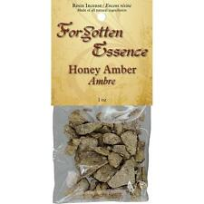 Honey Amber Incense Resin by Forgotten Essence!