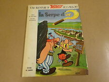 BD RE 1968 HC / ASTERIX - LA SERPE D'OR