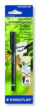 Staedtler Lumocolor Permenant Garden Marker Pen 1.0mm OUTDOOR WATERPROOF