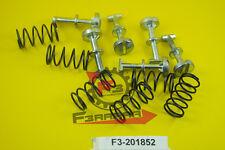 F3-201852 Serie KIT PERNI CARTER Laterale per PIAGGIO SI FL2  Ciclomotore