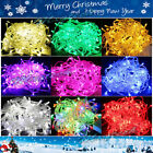 10M/20M 100/200 LED Fairy String Lights Wedding Christmas Party Xmas Waterproof