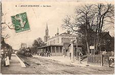 AILLY sur NOYE (80) - La Gare