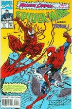 SPIDERMAN # 37 (Tom Lyle, Maximum Carnage part 12) (USA, 1993)