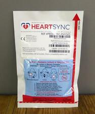 NEW Physio Control HeartSync Pediatric Lifepak Electrode Pads quik combo  22LBS