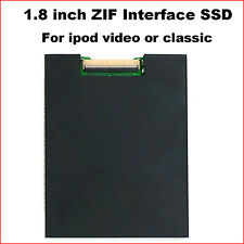 "1.8"" 64gb ssd Replace MK1626GCB 160GB Hard Disk Drive HDD only For ipod classic"